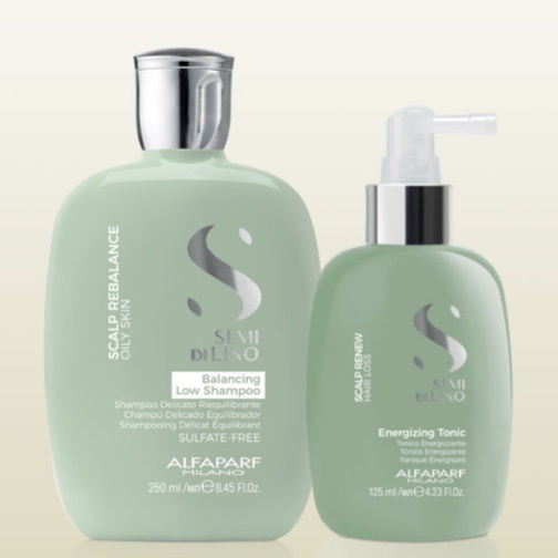 SDL Rebalance Oily Scalp Solution Kit