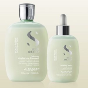 SDL Relief Sensitive Scalp Solution Kit