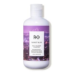 R + Co Sunset BLVD Daily Blonde Shampoo