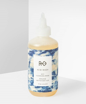 R and co acid wash apple cider vinegar cleansing wash